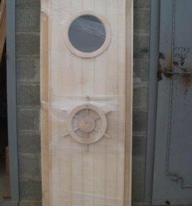 Двери для бани и сауны от производителя