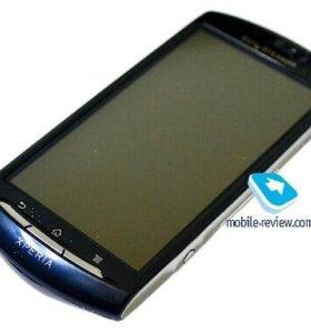 MT15i sony Ericsson xperla модель мт15i