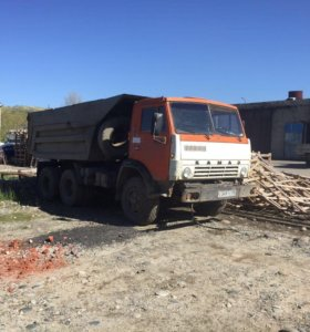 Продаётся КАМАЗ 55111+прицеп