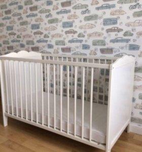 Детская кровать IKEA