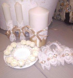 Аксессуары для вашей свадьбы
