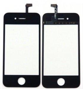 Передняя панель на айфон 4 - 4s