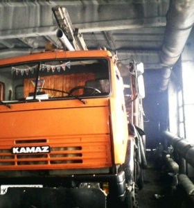 Камаз-53229,лесовоз-хлыстовоз,складень