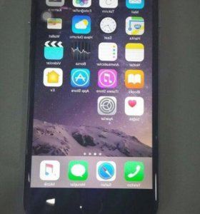 Новый Apple Iphone 6, 16 гб, space gray. торг