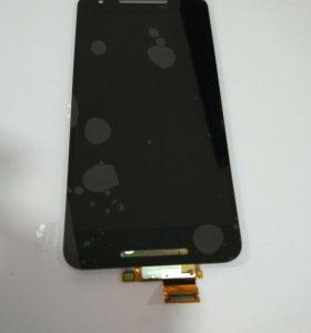 Дисплей LG H791(Nexus 5X)+тачскрин черный