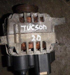 Генератор для Hyundai Tucson 2004-2010