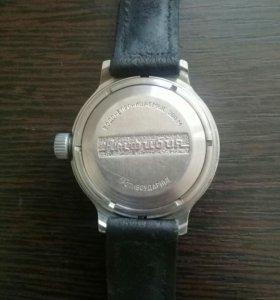 Продаю часы Восток Амфибия