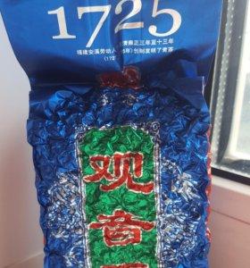 Китайский чай с черникой🍇