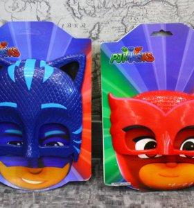Маски герои в масках