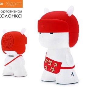 Портативная колонка Xiaomi Mi Rabbit Speaker