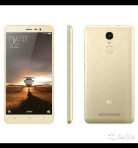 Xiaomi redmi 3s 32гига
