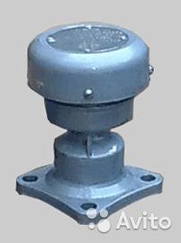 Клапан кдм-50