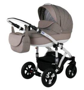 коляска bebe mobile toscana 2в1