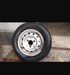 3 колеса от Оки