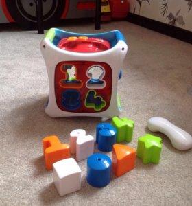 Куб развивающий ItsImagical