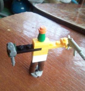 Лего терменатор