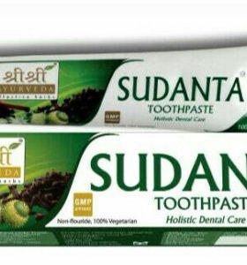 Зубная паста Суданта