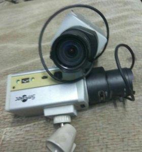Камера smartec 2шт б/у
