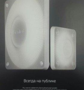 Светодиодный светильник с датчиком движения новые