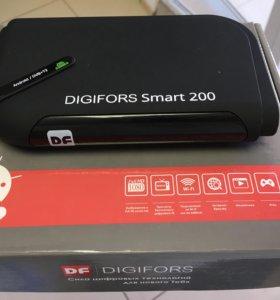Digifors smart200 android + dvbt2