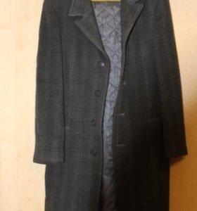 Пальто мужское драп