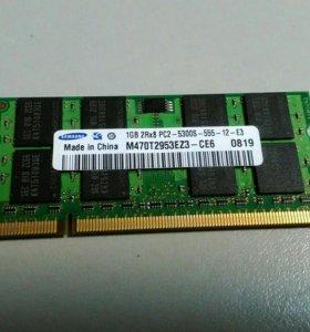 Оперативная память ddr2 1gb samsung