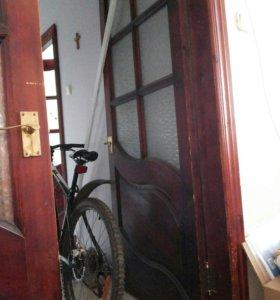 Дверь массив сосны