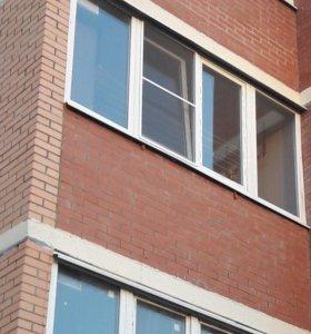 Оконный блок. Пластиковое окно