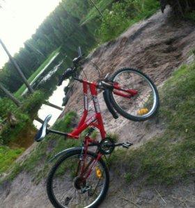 Велосипед спортивная