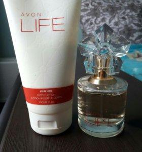 Духи Аvon LIFE