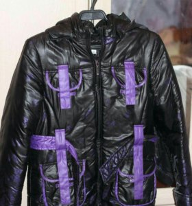 Куртка весна-осень. Размер 40-42.
