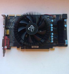 Видеокарта AMD HD 6770