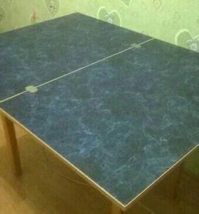 Раскладной обеденый стол