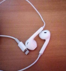 iPhone 7 наушники