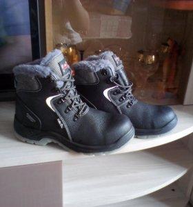 Ботинки рабочие зимние