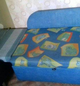 Диванчик Кровать, Детский.