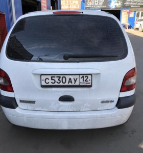 Renault Scenic 2001г.