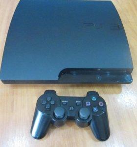 Игровая приставка Sony Playstation 3 / PS3 Slim