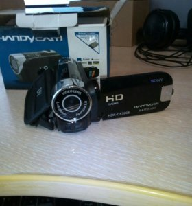 Sony handycam HDR-CX580E
