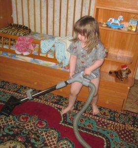 Детская кроватка - трансформер+ матрас ортопедич.