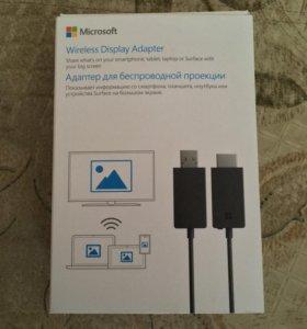 Wireless display adapter v2 Беспроводной адаптер