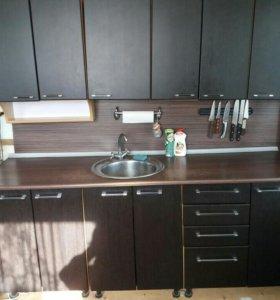 кухонный гарнитур с бойлером на 5 л
