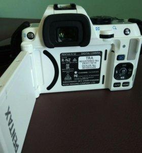 Зеркальный фотоаппарат PENTAX