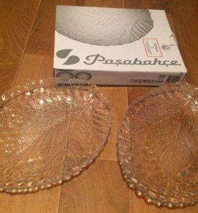 Новые декоративные тарелки