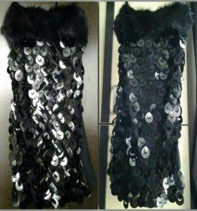 👗 Платье из пайеток