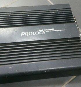 Усилитель prology 200