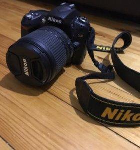 Nikon D90 18-105mm VR kit