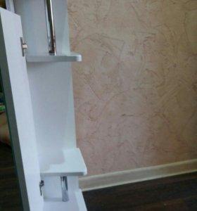 Шкаф-зеркало для ванны
