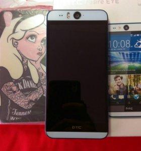 HTC desire eye 13мп обе камеры