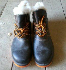 Ботинки-зима.